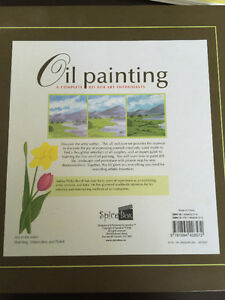 Art Painting Supplies Spice Box Royal Langnickel Windsor &Newton Cambridge Kitchener Area image 4