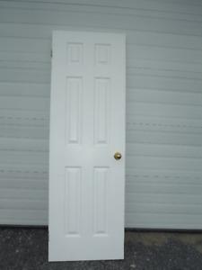 interior colonial doors - four