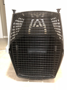 Dog Carrier/Kennel and Bed
