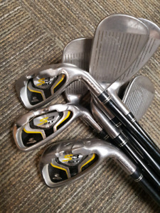 Cobra S3 Max Iron Set