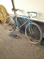 1960 vintage Raleigh AW 3 - speed