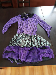 Girls Monster High Costume - Child Size Large