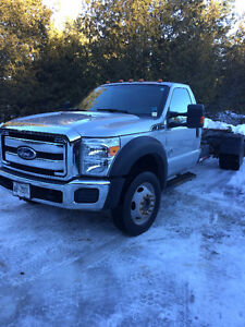 2012 FORD F550 SUPER DUTY LIFT TRUCK
