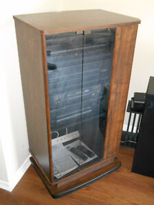 Luxury Cabinet -- that contains a Home Theatre System!