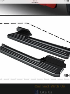 ISO running boards for f-100