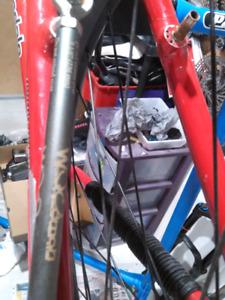 Woodman rear disc brake adaptor