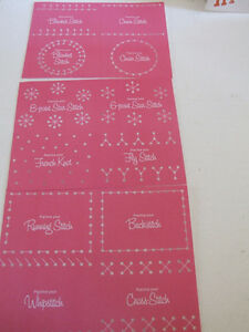 American Girl Stitch and Send greeting cards kit - Brand new London Ontario image 4