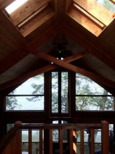 Gorgeous Waterfont Cabin on Wise Island in the Gulf Islands