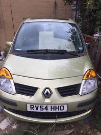 Renault Modus Car 2004 - WANT GONE.