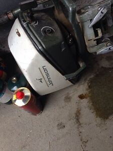 Old 6hp Outboard Motor