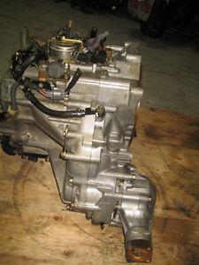 01 02 ACURA MDX 3.5L V6 SOHC VTEC AUTOMATIC 4x4 TRANSMISSION JDM
