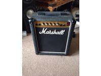 Vintage Marshall 5005 Lead Combo Amp