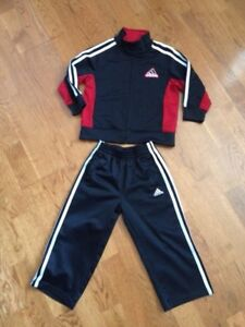 3T Adidas Track Suit in excellent condition
