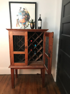 Wine Cabinet/Rack