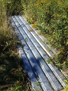 Sheet metal decking