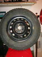 14 in. Snow Tires on Rims for Sale