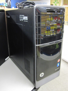 Used HP Pavilion Desktop (AMD Phenom II X4 960T)