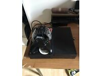 Xbox one 500 GB +games