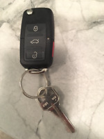 Key Fob and keys