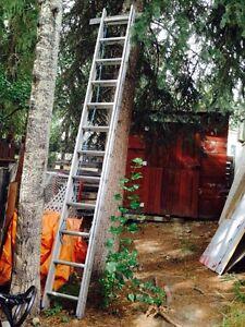 50ft  extension ladder