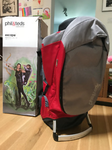 Baby and child carrier - Phil & Teds Escape