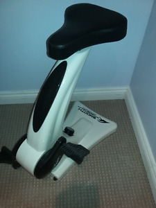 Sit N Spin exercise cycle - like new   (Cobourg)