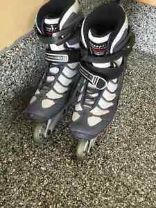 Roller blades like new!!!