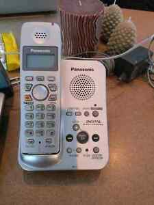 Wireless home phone Panasonic
