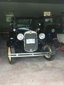 1930 Classic Model A Coupe