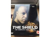 The Shield dvd box set