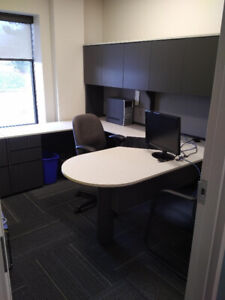 Shared professional office space available