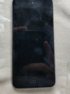 16gb silver ipod touch 5th gen