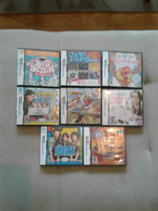 Nintendo ds lot