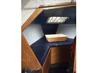 Limbo 6.6 sailing boat trailer-sailer