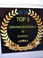 DRIVING LESSONS-DRIVING SCHOOL-SURREY/BURNABY/VANCOUVER/RICHMOND