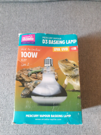 D3 basking lamp