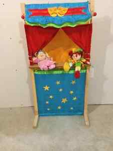 Fiesta Crafts puppet theatre and shop Kingston Kingston Area image 1
