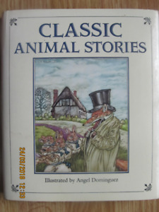 CLASSIC ANIMAL STORIES Compiled by Lesley O'Mara 1991
