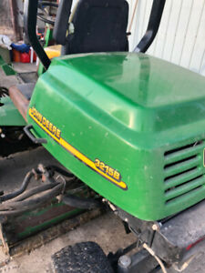 Golf Course Equipment - John Deere 3215B Fairway Mower