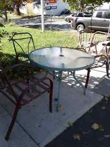 Patio Set - Delivery Available