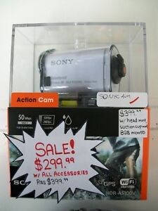SONY ACTION CAM ON SALE!!