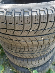 185/60/R15 Michelin winter tires set of 4