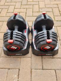 Bodymax selectabells V1 22.5kg PAIR