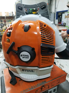 Br600 stihl and fs70
