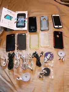 128GB iPhone 6 & Accessories**GREAT SHAPE AND LOTS OF STORAGE**