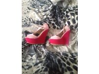 Lady's wedges