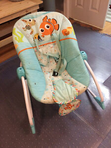 Infant and Toddler Rocker