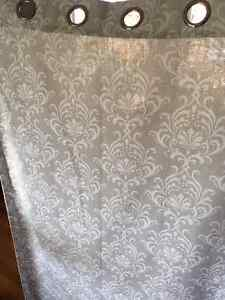 set of 4 curtain panels