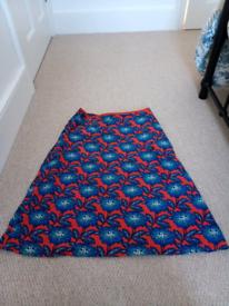 Sea salt skirt. Size 8.