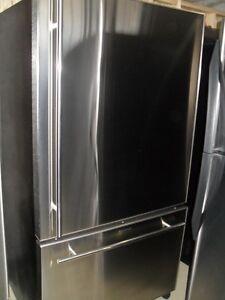 Jenn-Air refrigerateur avec porte congélateur en bas